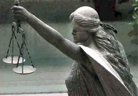 Lady Justice is not so for her neutrality in dispense equal justice, but because the Judicial Branch has blinded her so that she cannot clearly see, what is going on